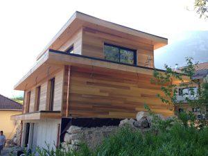 maison bois pays de gex constructeur maison bois saint julien en genevois cuzin charpente. Black Bedroom Furniture Sets. Home Design Ideas